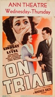 On Trial movie poster (1939) picture MOV_09d187de