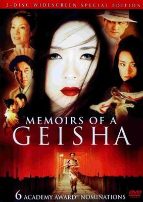 Memoirs of a Geisha movie poster (2005) poster MOV_09dc128f