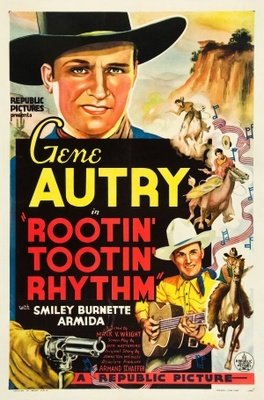 Rootin' Tootin' Rhythm movie poster (1937) poster MOV_09dd9c12