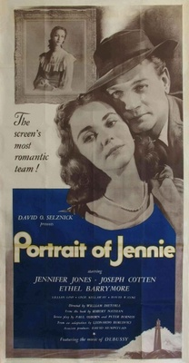 Portrait of Jennie movie poster (1948) poster MOV_09e5c33c