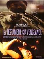 1st Testament CIA Vengeance movie poster (2001) picture MOV_09ea852c