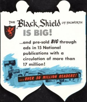 The Black Shield of Falworth movie poster (1954) poster MOV_09ee4dad