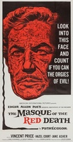 The Masque of the Red Death movie poster (1964) picture MOV_8c79c805
