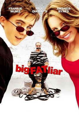 Big Fat Liar movie poster (2002) poster MOV_09f0bc33