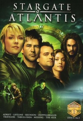 Stargate: Atlantis movie poster (2004) poster MOV_09f2c620