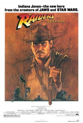 Raiders of the Lost Ark movie poster (1981) poster MOV_09f5e953