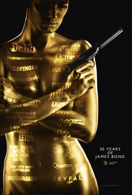 Skyfall movie poster (2012) poster MOV_09f962ff
