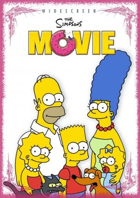 The Simpsons Movie movie poster (2007) poster MOV_09ff3993