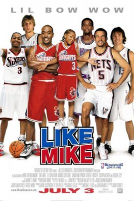 Like Mike movie poster (2002) poster MOV_09ff7187