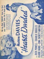 Hearts Divided movie poster (1936) picture MOV_0a00272e