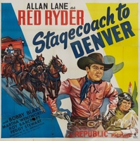 Stagecoach to Denver movie poster (1946) picture MOV_0a055cdd