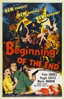 Beginning of the End movie poster (1957) picture MOV_0a0a9644