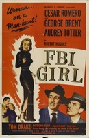 FBI Girl movie poster (1951) picture MOV_0a0ce29a