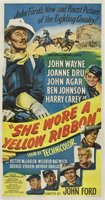 She Wore a Yellow Ribbon movie poster (1949) picture MOV_01d652be
