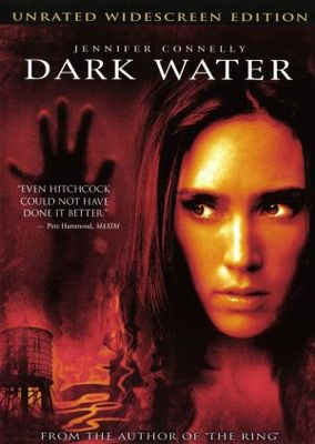 Dark Water movie poster (2005) poster MOV_0a1a089d