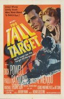 The Tall Target movie poster (1951) picture MOV_0a1b73f1