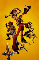 Black Dynamite: The Animated Series movie poster (2010) picture MOV_0a1c98e5