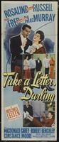 Take a Letter, Darling movie poster (1942) picture MOV_0a1defc1
