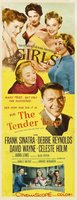 The Tender Trap movie poster (1955) picture MOV_0a243706