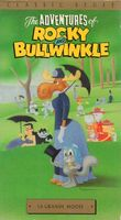 The Bullwinkle Show movie poster (1961) picture MOV_79f86a78