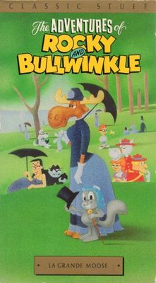 The Bullwinkle Show movie poster (1961) poster MOV_0a2d5a41