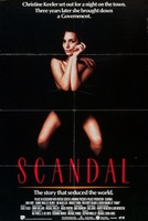 Scandal movie poster (1989) picture MOV_0a340a80