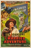 I Married Adventure movie poster (1940) picture MOV_0a385cb2