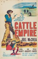 Cattle Empire movie poster (1958) picture MOV_0a3997c5