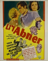 Li'l Abner movie poster (1940) picture MOV_0a3db1d8