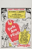 Forty Acre Feud movie poster (1965) picture MOV_0a3dff1d