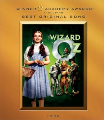 The Wizard of Oz movie poster (1939) poster MOV_0a4d8b46