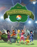 Pixie Hollow Games movie poster (2011) picture MOV_0a4e4ff9
