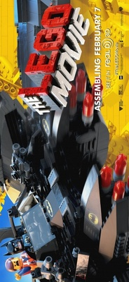 The Lego Movie movie poster (2014) poster MOV_0a573543