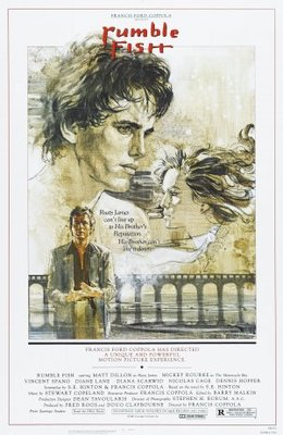 Rumble Fish movie poster (1983) poster MOV_0a6258ca