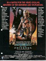 Masters Of The Universe movie poster (1987) picture MOV_0a64b302