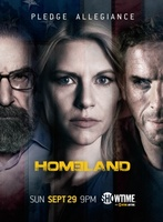 Homeland movie poster (2011) picture MOV_0a671741