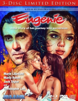 Eugenie movie poster (1970) poster MOV_0a74cd65