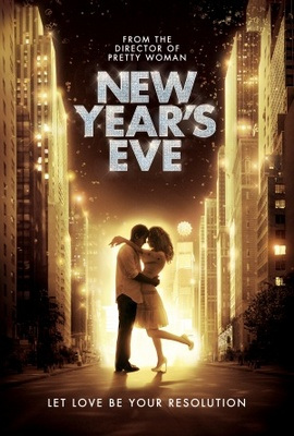 New Year's Eve movie poster (2011) poster MOV_0a7664e8