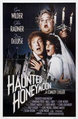 Haunted Honeymoon movie poster (1986) poster MOV_0a7a549c