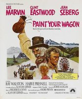 Paint Your Wagon movie poster (1969) picture MOV_eb45f8c0