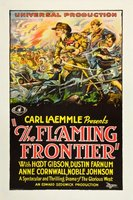 The Flaming Frontier movie poster (1926) picture MOV_0a84d178