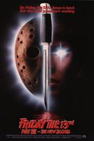 Friday the 13th Part VII: The New Blood movie poster (1988) picture MOV_0a858e70