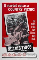 Killers Three movie poster (1968) picture MOV_0a88bd79