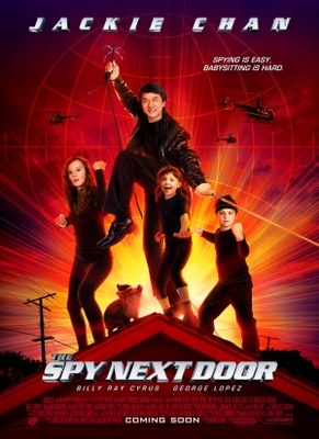 The Spy Next Door movie poster (2010) poster MOV_0a8fcd74