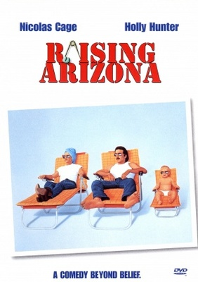 Raising Arizona movie poster (1987) poster MOV_0a92bed8