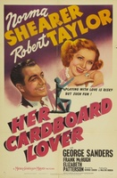 Her Cardboard Lover movie poster (1942) picture MOV_0a950821