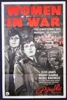 Women in War movie poster (1940) picture MOV_0a97aa2d