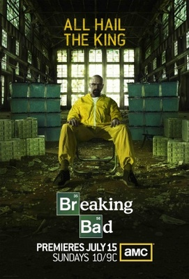 Breaking Bad movie poster (2008) poster MOV_0a9945df