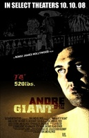 Andre: Heart of the Giant movie poster (2007) picture MOV_0ab41e8c