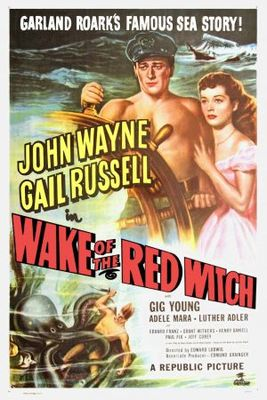 Wake of the Red Witch movie poster (1948) poster MOV_0ab90b92